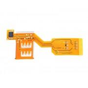iPhone 3G/GS Dubbla Simkort Adapter Flexkabel