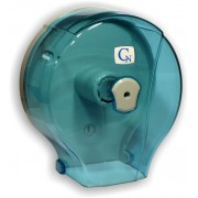 Schránka na toaletný papier 19cm Jumbo farba vôňa: transparentný