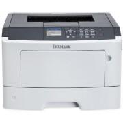 Imprimanta laser monocrom LEXMARK MS417dn, A4, Duplex, Retea, USB