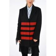 Calvin Klein 205W39NYC Cappotto con Frange taglia 40