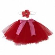 Costum haios de balerina pentru bebeluși fotografii memorabile pentru parinți