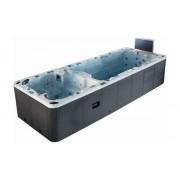 items-france NISIA - Spa de nage a contre courant 585x220x130