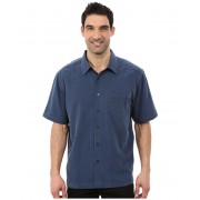 Quiksilver Clear Days 4 Traditional Polynosic Woven Top Night