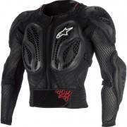 alpinestars Motorrad Protektorenhemd Alpinestars Bionic Action Protektorenjacke schwarz L schwarz