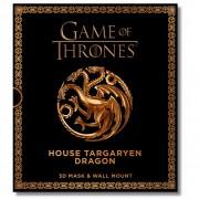 Boxergames Máscara 3D dragón Targaryen, Juego de Tronos