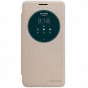Husa Book Nillkin Sparkle pentru Asus ZenFone GO ZC500TG Auriu