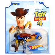 Hot Wheels Toy Story 4 Woody autó