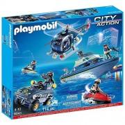 Playmobil City Action Police Tactical Unit Set 9043