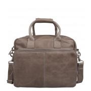 Cowboysbag Schooltas Laptop Bag Spalding 15 inch Grijs