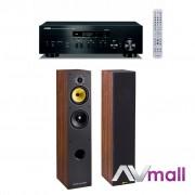 Pachet Amplificator Receiver Yamaha R-N402D + Boxe Davis Acoustics Maya