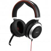 Jabra Evolve 80 UC Stereo Bedrade Office Headset