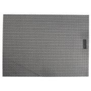 Örskov Lounge Tablett Rektangulär 35x48 cm Black/Silver