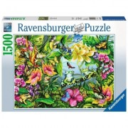 Puzzle Gaseste Broscutele, 1500 Piese Ravensburger