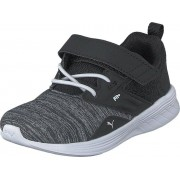 Puma Comet V Inf Puma White-puma Black, Skor, Sneakers och Träningsskor, Sneakers, Svart, Barn, 21