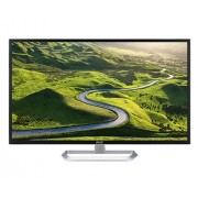 "Acer EB321HQUCbidpx 31.5"" IPS LED, Anti-Glare, Flicker-Less, 4ms,100M:1, 300 cd/m2, 2560x1440 QHD, DVI, HDMI, DP, Audio Out, Black and silver"