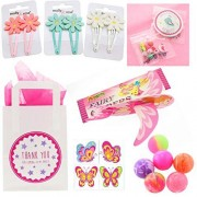 Caterpillar (Sophie) Girls Party Bags Ready To Fill Paper Party Bag (Sophie)