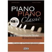 Hage Piano Piano Classic (Mittelschwer) Notenbuch