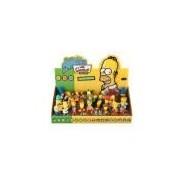 Coleção Com 24 Bonecos Da Serie Os Simpsons Multikids