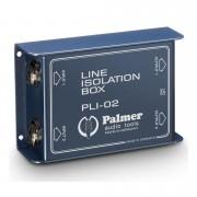 Palmer PLI 02 Isolation/Symmetrierer DI-Box/splitter