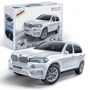 BanBao BMW X5 White 6803-2