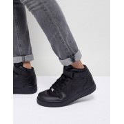 Nike Air Force 1 Mid '07 Trainers in black