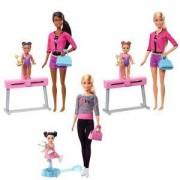Кукла Barbie - Игрален комплект спорт, налични 3 модела, 1710121
