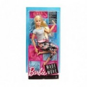 Mattel Barbie Snodata - modelli assortiti