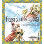 Povestea lui Aladdin si a lampii fermecate