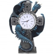 dekorace (hodiny) Draco - B3602J7