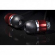 Casti audio in-ear rosii KM M01 Kruger and Matz