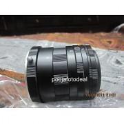 Macro Extension Tube Ring For CANON EOS EF DSLR SLR Camera/lens 550D 1100D 5D 1000D 1100D 600D 60D