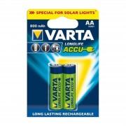 two-pack 56736 Mignon battery 1.2 V 800 mAh