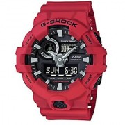 Casio G-Shock Analog-Digital Black Dial Mens Watch-Ga-700-4Adr (G716)