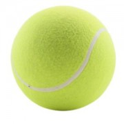 "ELECTROPRIME 9.5"" Diameter Inflatable Tennis Ball Pet Dog Toy Big Size"