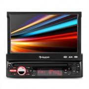 """AUNA MVD-310 радио за кола 17.8CM (7"""") сенззорен дисплей BLUETOOTH USB SD VHF предна част AV (TC14-MVD-310)"""