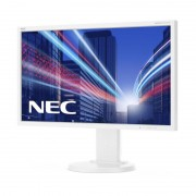 "NEC MultiSync E243WMi 23.8"" LED IPS FullHD Branco"