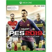 Konami Pro Evolution Soccer 2019 Xbox One Standard Edition