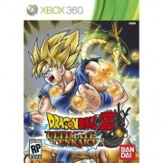 Dragon Ball Z: Ultimate Tenkaichi - Xbox 360 - Unissex