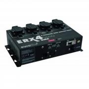 EuroLite ERX-4 DMX Switchpack 4-canalespara Efecto LEDe