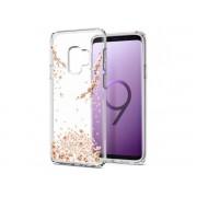 Spigen Etui Liquid Crystal Blossom Do Galaxy S9