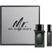 Burberry Mr. Burberry Eau de Parfum Комплект (EDP 100ml + EDP 30ml) за Мъже