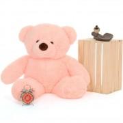 3 Feet Fat and Huge Pink Teddy Bear