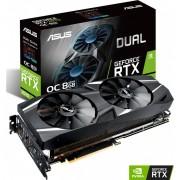 Grafička kartica GeForce RTX 2070 Asus 8GB GDDR6,HDMI/3xDP/USB C/256bit, DUAL-RTX2070-O8G