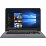 Laptop Asus VivoBook S15 S510UA-BQ477R 15.6 inch FHD Intel Core i5-8250U 4GB DDR4 256GB SSD Windows 10 Pro Grey
