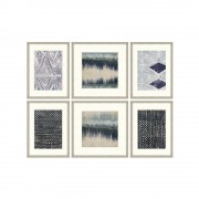 Set tablouri ABSTRACT TEXTILES