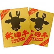 秋田牛カレー 200g×2箱 (食肉流通公社)