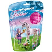 Playmobil Food Fairy with Unicorn Morning Dew, Multi Color