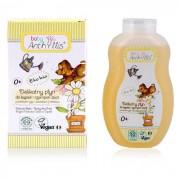 Baby Anthyllis Szampon i płyn do kąpieli 2w1 proteiny ryżu i ekstrakt z hibiskusa 400 ml - Baby Anthyllis