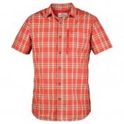 Fjällräven Abisko Hike Shirt SS Orange