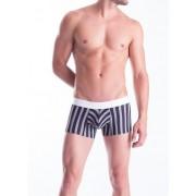 Mundo Unico Gardel Short Boxer Brief Underwear Black/White 15100821-91